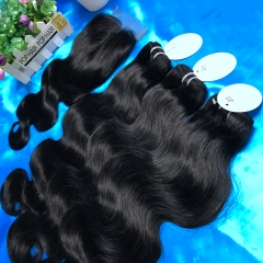 10a 3pcs+closure