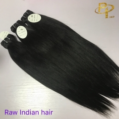 Raw Indian hair, 3-4pcs + closure