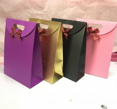 Custom Bowknot paper bag