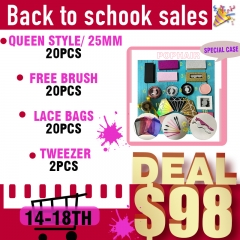 25mm Eyelashes Special, 20pcs Only for $98!!!