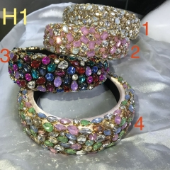 New Rhinestone head band